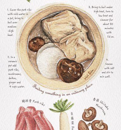 Pork-Rib-Soup-with-Daikon