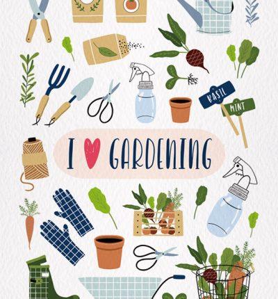 I-love-gardening