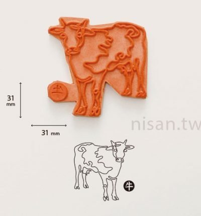 rubber-cow