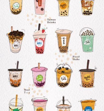 Taiwan-drinks